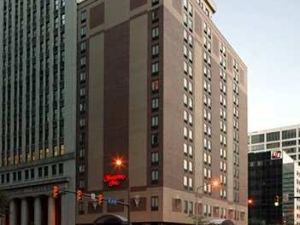 Hampton Inn Cleveland Downtown