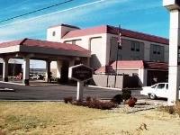 Hamtpon Inn Tucumcari