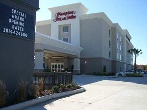Hampton Inn And Suites Houston Arpt