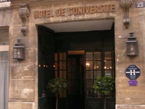 Hotel De L Universite