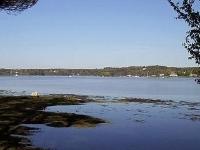 Sheepscot Harbour Davis Island