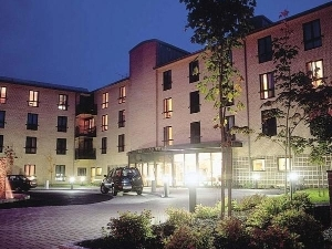 Haukeland Hotel Hospital Area