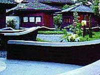 Scorpion Tailed Village