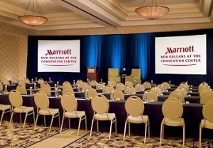 Marriott Conv Centre New Orleans