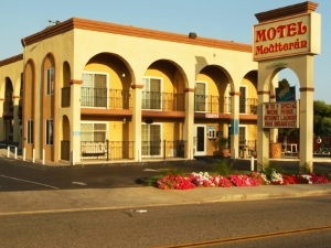 Motel Mediteran Escondido