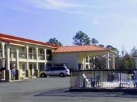 Tel Fair Motel Mcrae