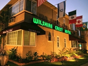 Wilshire Crest Hotel Los Angle
