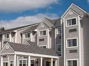 Microtel Inn Suites Woodstoc