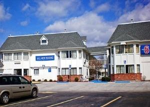 Motel 6 Hartford Enfield