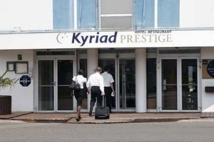 Kyriad Prestige Le Bourget