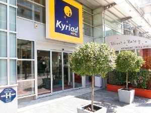Kyriad Paris 12 Bercy Village