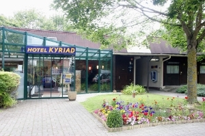 Kyriad Reims Parc Expo