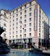 Hotel Europa Wien Austria Tr