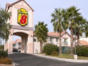 Super 8 Tucson Grant Road Area
