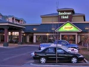 Sandman Hotel Grande Prairie