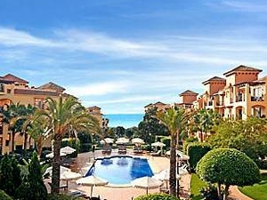 Marriott Marbella Beach Resort