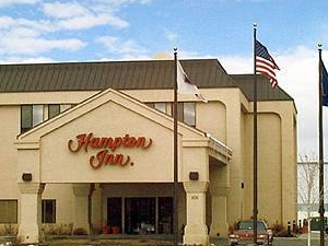 Hampton Inn Salt Lake City - Murray