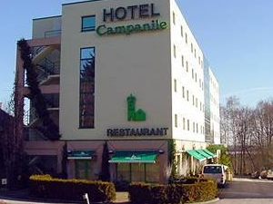 Campanile Hotel Luxembourg