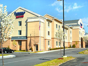 Fairfield Inn and Suites By Marriott Worcester A