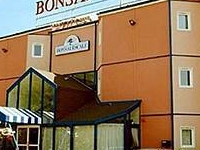 Bonsai Hotel Metz