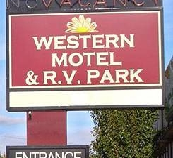 Western Motel - Junction City