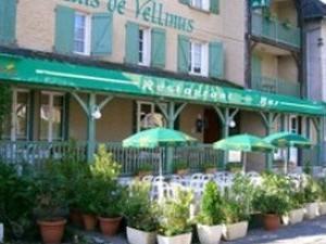 Hotel Le Relais De Vellinus