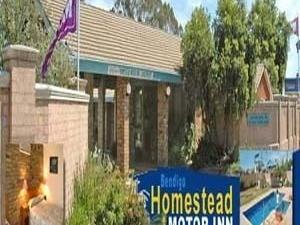 Homestead Motor Inn Apartments