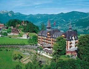 Jugendstil Hotel Paxmontana