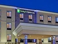 Holiday Inn Express and Suites Airport - Lincoln