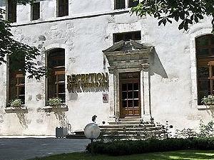 Grand Hotel Mercure Bourges Hotel De Bourbon