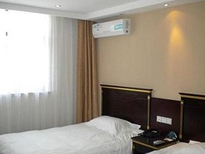 Greentree Inn Shanghai Chongming Nanmen Express Ho