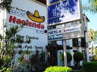 Best Western Airport Hacienda Motel