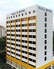 Naza Talyya Hotel,johore Bahru