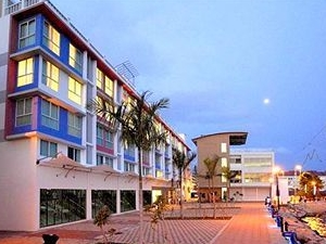 Swiss Inn Waterfront Sandakan