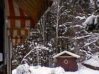 Chalet Saint Sauveur Mont Habitant Resort Ski And