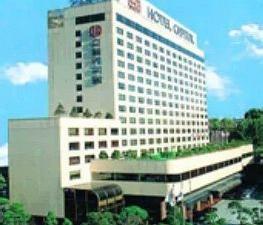 Capital Hotel Itaewon