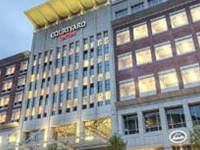 Courtyard By Marriott Greenville Downtown