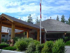 Quaaout Lodge