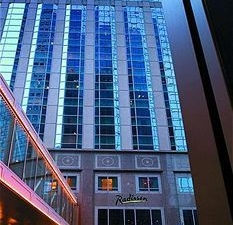 Radisson Plaza Hotel Minneapolis