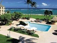Courtyard Kauai Coconut Beach