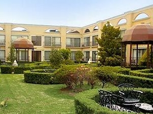 Courtyard By Marriott Toluca Airport