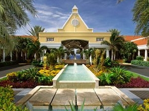 Curacao Marriott Beach Resort and Emerald Casino