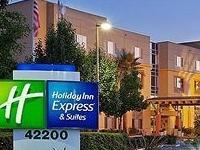 Holiday Inn Express Fremont-milpitas Central