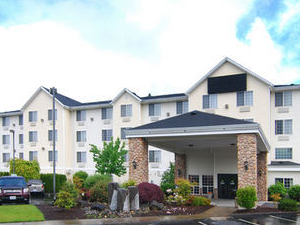 Best Western Vancouver Mall Dr