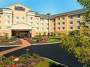 Fairfield Inn By Marriott Columbus Osu