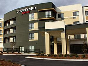 Courtyard Raleigh Nrth Marriott