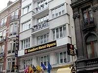 Comfort Hotel Opera Lille Centre