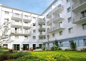 Park and Suites Elegance Saint Nazaire
