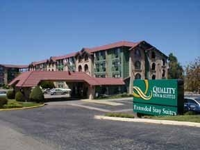 Quality Inn and Suites-Extended Stay Suites