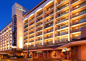 Radisson Ambassador Plaza Hotel and Casino